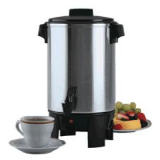 Regalware® 58230R Aluminum 55 Cup Coffee Maker