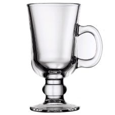 Cardinal 248049 Elemental 7.5 Oz Glass Irish Coffee Mug - 24 / CS