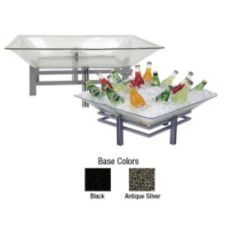 Buffet Enhancement 1BLRE22SETAS 16 x 16 Iron Ice Display Set