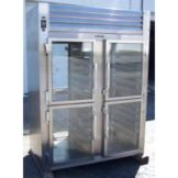 Traulsen RHF232WP-HHG R-Series 2-Section Pass-Thru Hot Holding Cabinet