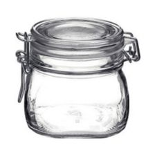 Bormioli Rocco 4949Q457 19 Oz Fido Jar - Dozen