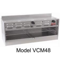 "Vulcan VCM60 Range Mount 60"" Cheesemelter with 42,000 BTU Burner"