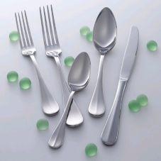 """Steelite 5300S012 Baguette S/S 7-1/2"""" Salad Spoon - Dozen"""