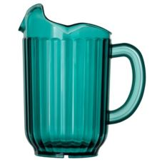 Traex 6010-19 Tuffex® I Deluxe 3-Lip Green 60 Oz Margarita Pitcher