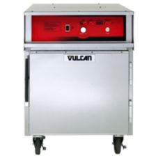 Vulcan Hart VCH5 S/S Mobile One-Deck Cook / Hold Oven for 5 Bun Pans