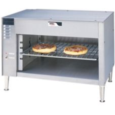 "APW Wyott CMP-24 S/S 24"" Pass Through Electric Cheesemelter"