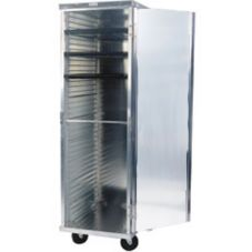 Win-Holt® EC1840-C/LD Full Height Enclosed Mobile 40-Pan Cabinet
