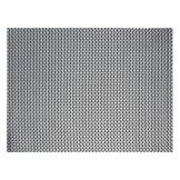 "FOH XPM081ESV83 16"" x 12"" Basketweave Placemat - 12 / CS"