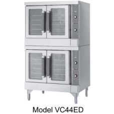Vulcan Hart VC44EC S/S Double Deck Electric Convection Oven