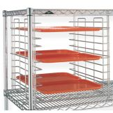 "Metro® 20SNC Super Erecta® 20"" Chrome Tray Slide"