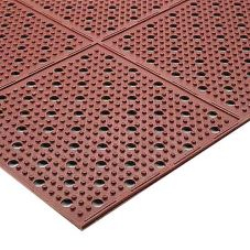 NoTrax® 416-235 Multi-Mat II® 4' x 30' Red Floor Mat