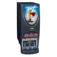 BUNN® 36900.0026 iMIX-3 Iced Coffee Dispenser with Black Finish