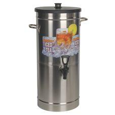 BUNN® TDS-3.5 3.5 Gallon Iced Tea Dispenser with Side Handles