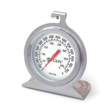 CDN® High-Heat Oven Thermometer w/ 2-Way Mounting
