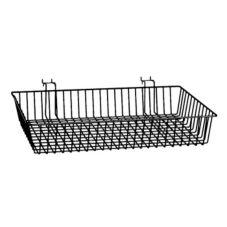 Grand & Benedicts 289-MB24-12-4B Black Wire Multi Basket