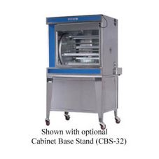 Cleveland Range CBS-32 Cabinet Base for CR-32 Gas Rotisserie Oven