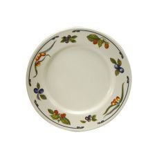 "Oneida® F1000062116 Autumn Orchard 6-1/8"" Plate - 36 / CS"