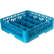 Carlisle® OptiClean™ 16-Compartment Rack with Open Extender