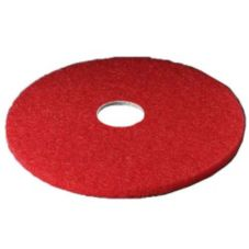 "3M™ 5100-20 Red 20"" Floor Buffer Pad - 5 / CS"