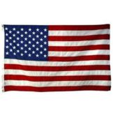 Armstrong Polyester 3' x 5' U.S. Flag