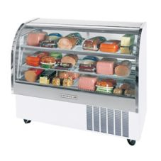 Beverage-Air CDR5/1-W-20 Marketeer White Refrigerated Display Case
