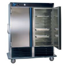 CresCor R-171-SUA-20 Mobile Side-By-Side Refrig, ChillTemp Cabinet
