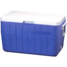 Coleman 3000000152 Blue 48 Qt Chest Cooler With Thermozone Insulation