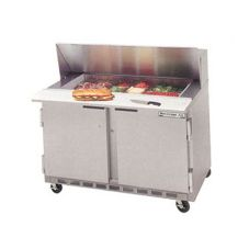 Beverage-Air SPE48-18M Elite Refrigerated Counter with 18 Pan Openings