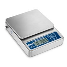 Edlund EDL-10 HD S/S Digital Scale with Rechargeable Battery Pack