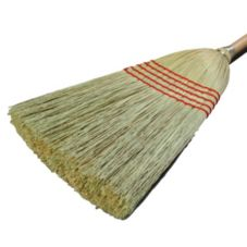 "Carlisle® 4063400 56"" Corn Broom"
