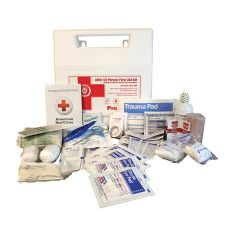 Impact® White 50-Person First Aid Kit