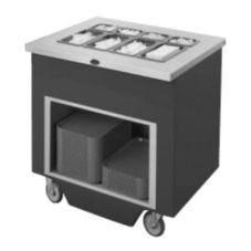 Randell® RANFG SW-8PS RanServe Mobile Tray / Silverware Dispenser