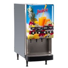 BUNN® 37300.0006 JDF-4S Gourmet 4-Flavor Cold Beverage System
