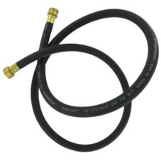 Water Inlet Hose, Black