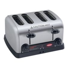 Hatco TPT-208 S/S 4-Slot 208V Commercial Popup Toaster