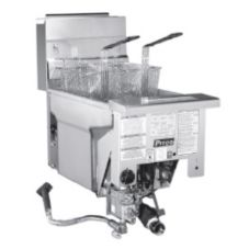 Pitco® SG18DI Solstice™ Single Pot Drop-In Gas Fryer