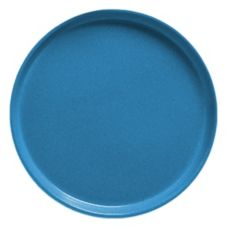 "Cambro 1400105 Horizon Blue 14"" Round Serving CamTray - 12 / CS"