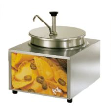 Star® 11WLA-P CUL 11 Qt. Heat & Serve Warmer with Pump