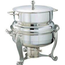 Sant' Andrea® J0060004 Ouverture Round S/S 11 Qt Soup Station
