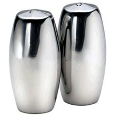 Stiletto S/S Salt And Pepper Shaker Set