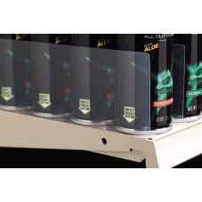 "Custom Slim-Line Dual Mount Divider, 2"" x 5"""