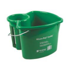 San Jamar® KP550GN Green Kleen-Pail® Caddy™