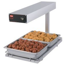 "Hatco Glo-Ray 24"" Portable Infrared Food Warmer w/ Heated Base"