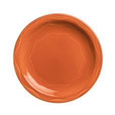 """Syracuse® 903034010 Cantina® Cayenne 9"""" Plate - 12 / CS"""