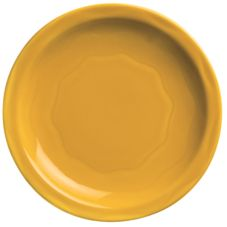"Syracuse® 903033010 Cantina® Saffron 9"" Plate - 12 / CS"