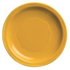 "Syracuse 903033009 Cantina® Saffron 6-1/4"" Plate - 12 / CS"
