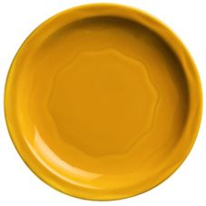 "Syracuse 903033003 Cantina® Saffron 7-1/4"" Plate - 12 / CS"