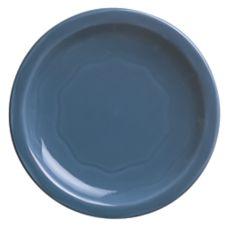"""Syracuse® 903032010 Cantina® Blueberry 9"""" Plate - 12 / CS"""