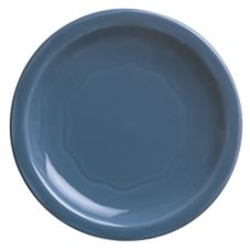 "Syracuse® 903032009 Cantina® Blueberry 6"" Plate - 12 / CS"