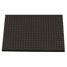 "Day Dots 24"" X 36"" Peg Board, Black"